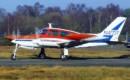 Cessna 320D Skyknight