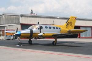 Cessna 411