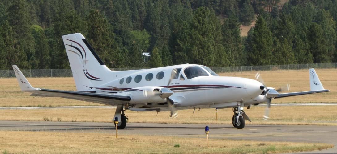 Cessna 414AW Chancellor