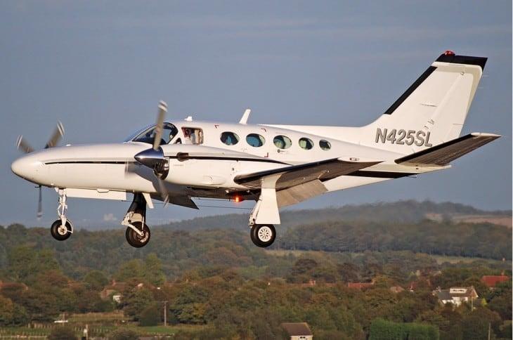 Cessna 425 Corsair Conquest I