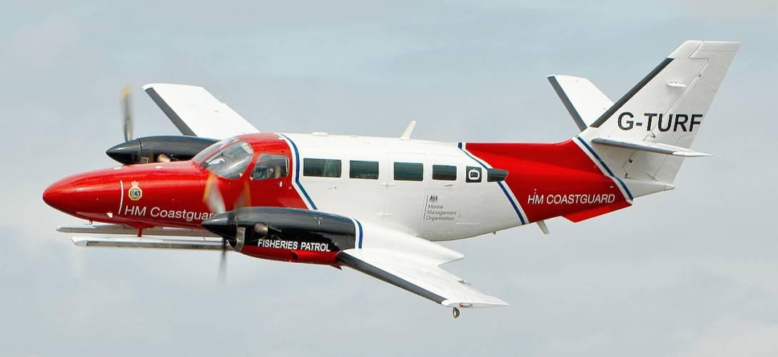 Cessna F406 HM Coastguard