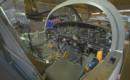 Cockpit from a Cessna T 37 Tweet