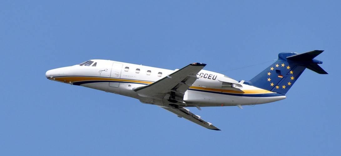 D CCEU Cessna 650 Citation III