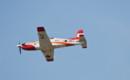 Demonstration Flight of ROKAF Light Trainer KAI KT 1 Woongbi