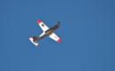 Demonstration Flight of ROKAF New Light Trainer KAI KT 1 Woongbi