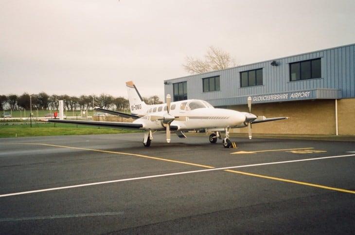 EI DMG. Cessna Conquest 441