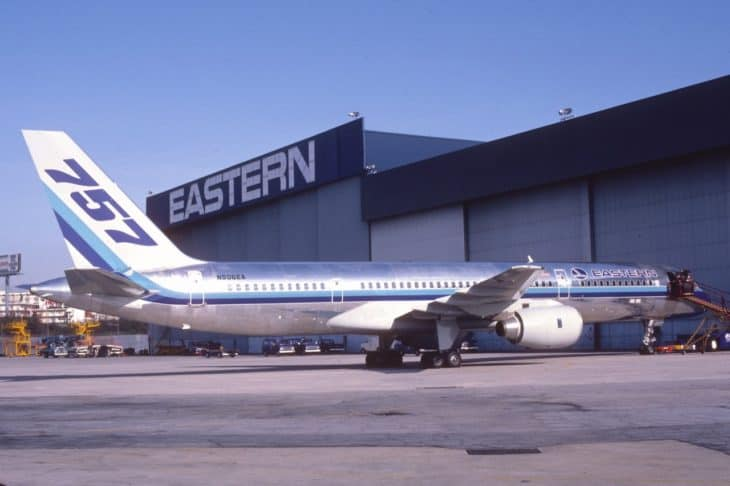 Eastern Airlines Boeing 757 225