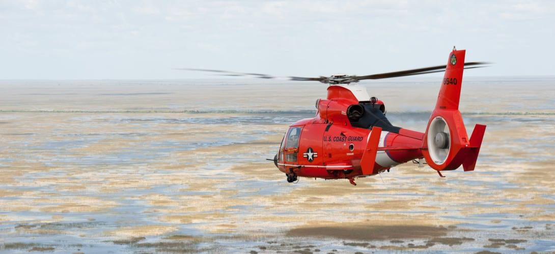 Eurocopter MH 65 Dolphin