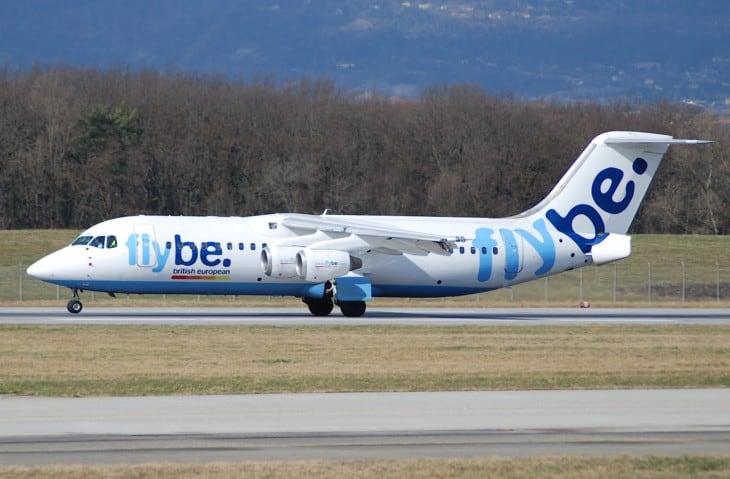 FlyBe BAe 146 300