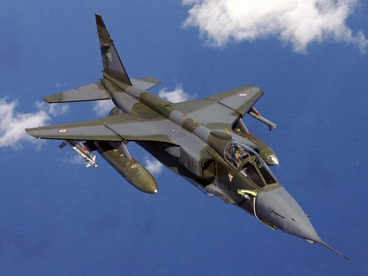 French Air Force SEPECAT Jaguar