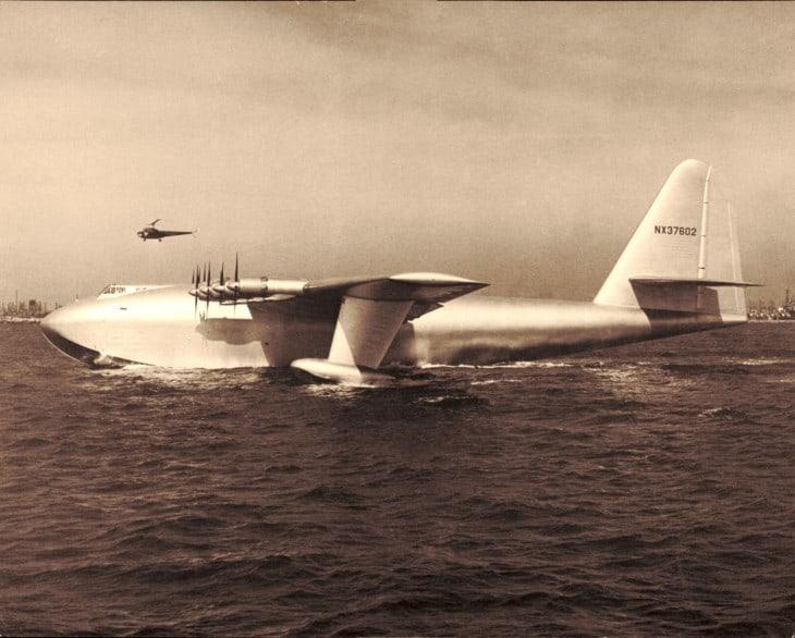 H 4 Hercules Spruce Goose