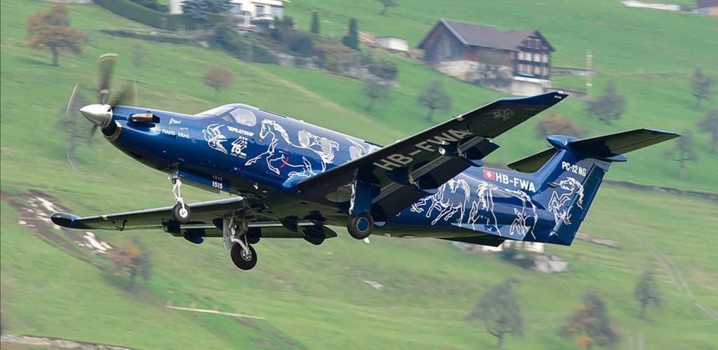 HB FWA Pilatus PC 12NG