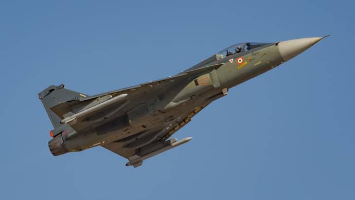 IAF HAL Tejas