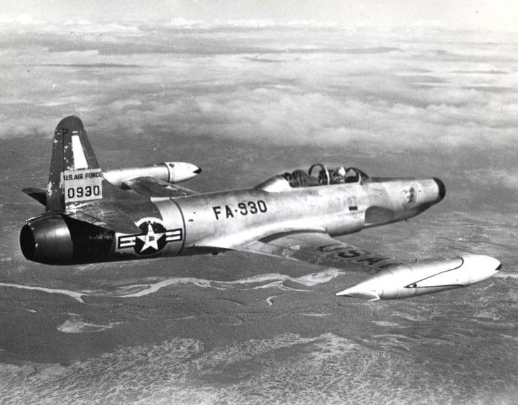 Lockheed F 94 Starfighter