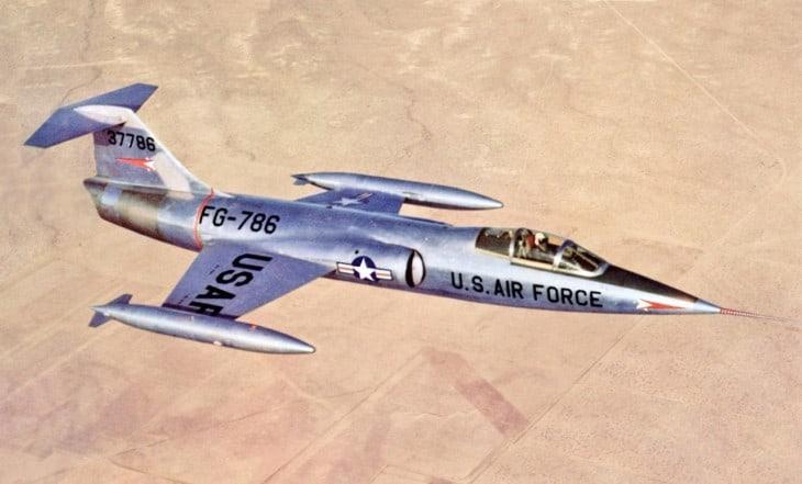 Lockheed XF 104
