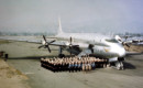 Lockheed XR6O 1 Constitution.