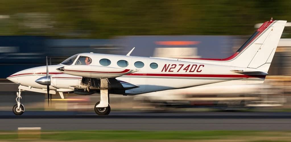 N274DC Cessna 340A