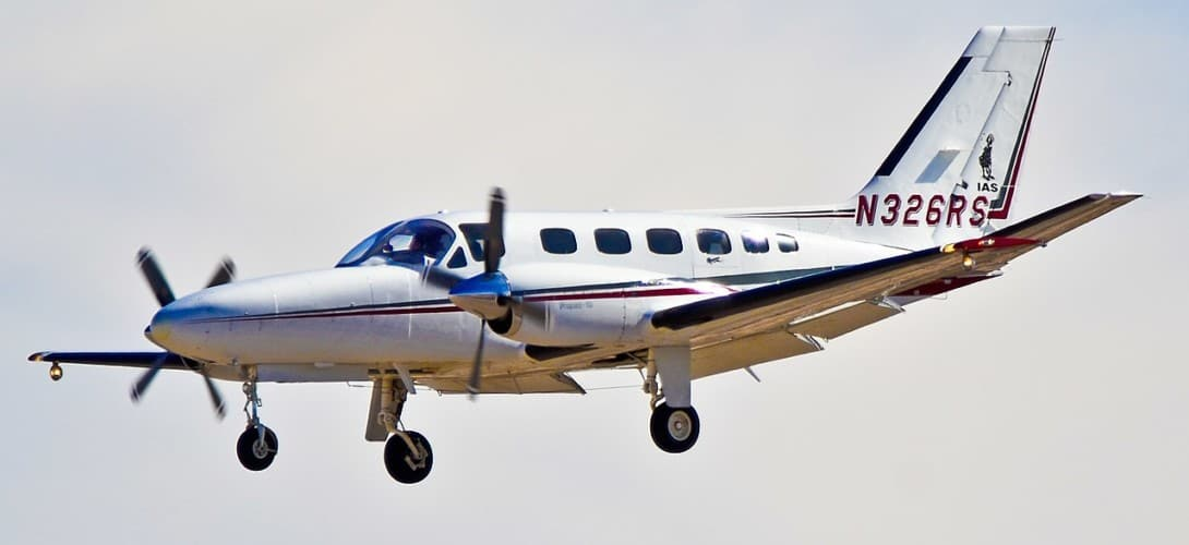 N326RS 1983 Cessna 441Conquest II