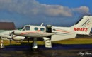 N414FZ. Cessna 414 Chancellor