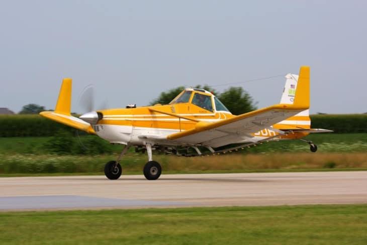 N4780R 1975 Cessna A188B AgWagon
