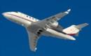 OE LAN Mjet Bombardier Challenger 604
