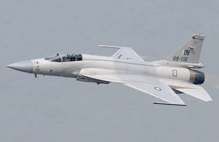 Pakistan Air Force JF 17