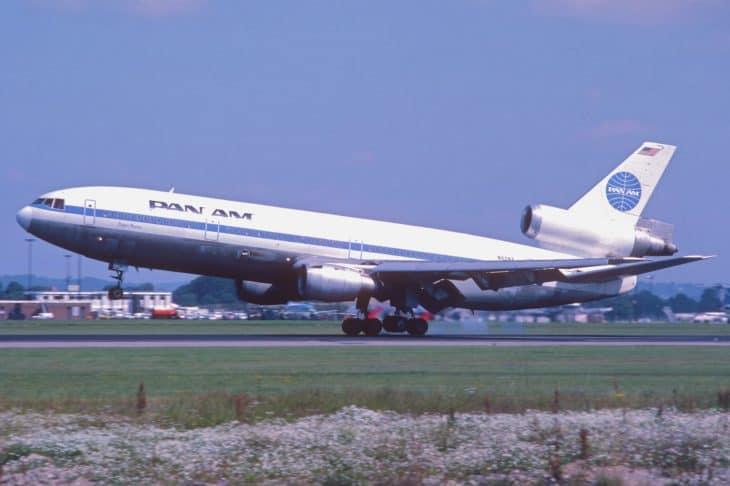 Pan Am DC 10 30
