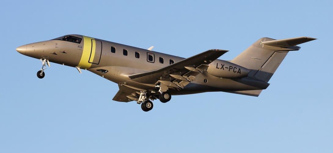 Pilatus PC 24