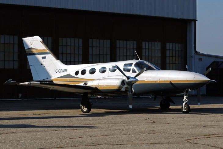 Private Cessna C 421C Golden Eagle
