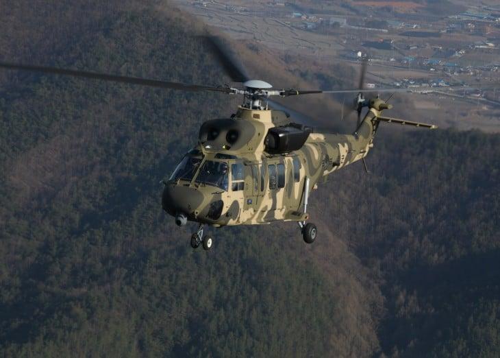 ROKA Korean Utility Helicopter KUH 1 Surion