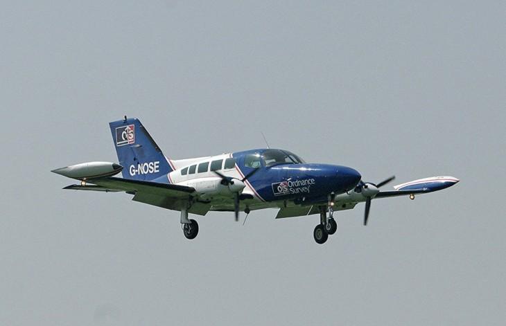 RVL G NOSE Cessna 402