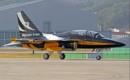 Republic of Korea Air Force Black Eagles KAI T 50B Golden Eagle