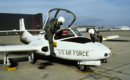 T 37 Tweet trainer at Mather AFB