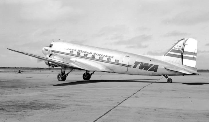 TWA DC 3