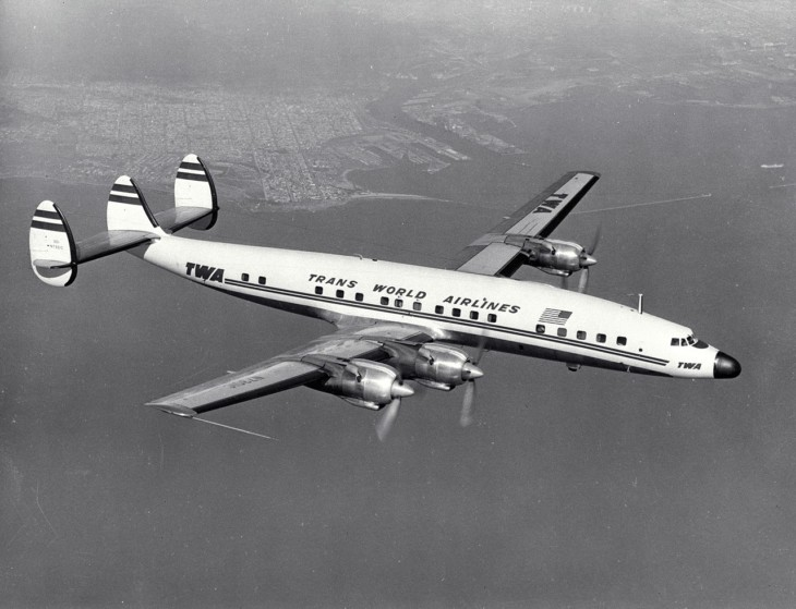 Trans World Airlines L 1649A Starliner
