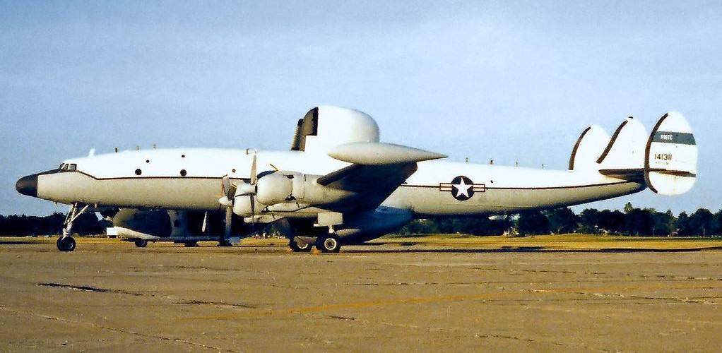 United States Navy Lockheed EC 121K Warning Star