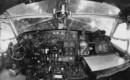 1980 RNZAF Bristol Freighter NZ5903 cockpit