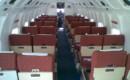 Air Chathams Douglas DC3 ZK AWP interior