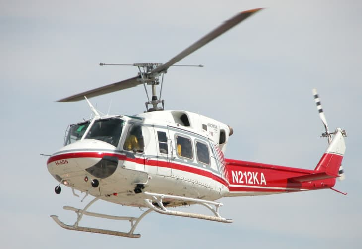 Bell 212HP operated by Kachina