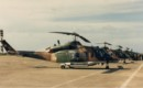 Bell 214ST Lining Up