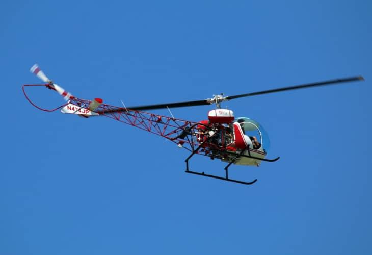 Bell 47 N474JP