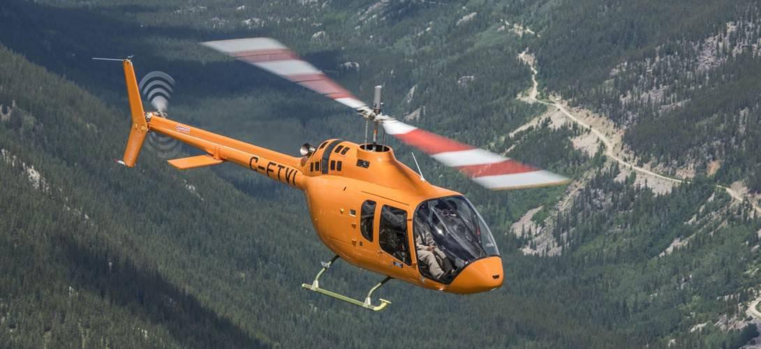 Bell 505 Jet Ranger X.