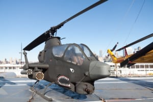 Development and History of the Attack Helicopter