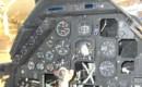 Bell AH 1P rear cockpit.