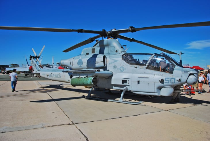 Bell AH 1Z Super Cobra Viper