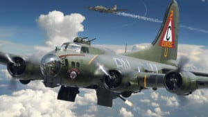 The American Bombers Of WW2