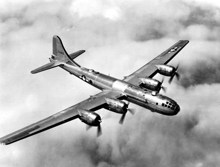 Boeing B 29 Superfortress 1