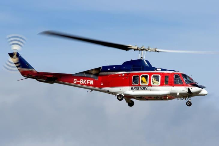 Bristow Bell 214ST