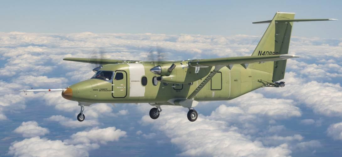 Cessna SkyCourier First Flight