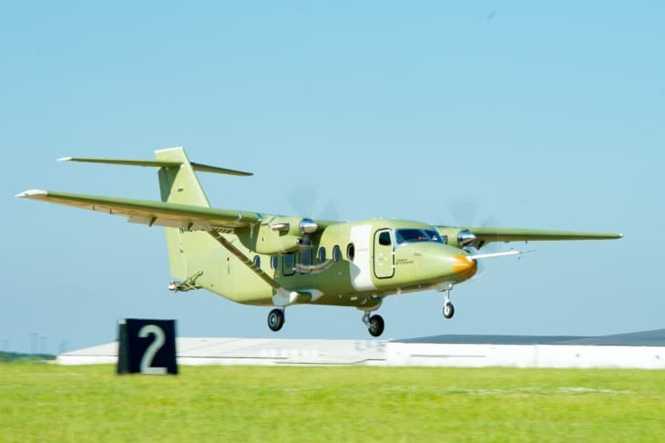 Cessna SkyCourier Takeoff